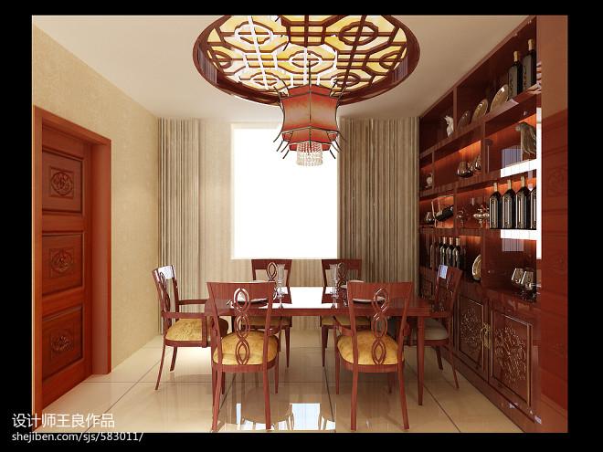 中式风格住宅_1275374