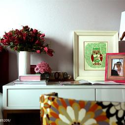 130平米典雅新古典儿童房书桌家居装修效果图