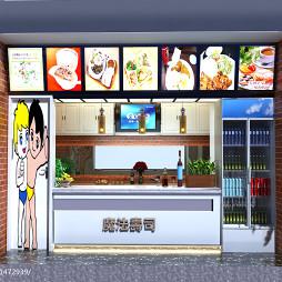 徐州寿司店装修图片