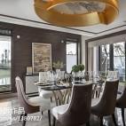 素色的勾边演绎高雅与大气 245平新古典时尚别墅_1298552