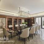素色的勾边演绎高雅与大气 245平新古典时尚别墅_1298562