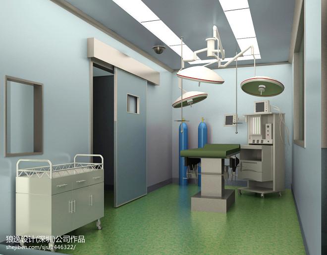深圳医疗空间设计_1298821