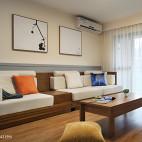 交换空间现代简约风沙发背景墙装修效果图大全