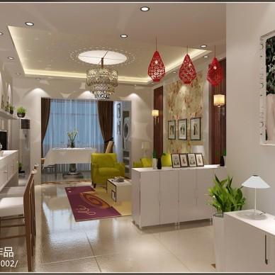 江西赣州朋友婚房设计_1307502