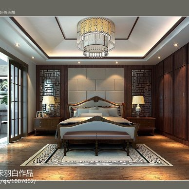 南昌世纪花园家装设计项目_1307516