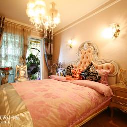 奢華歐式臥室裝修