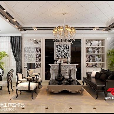 [前瞻作品]-欧式新古典豪宅_1315912