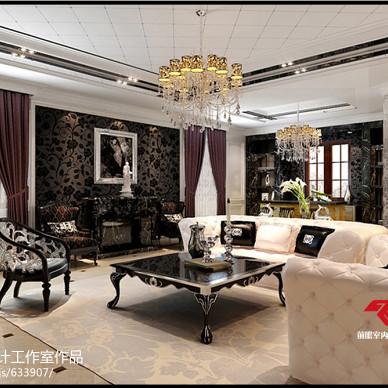 [前瞻作品]-欧式新古典豪宅_1315913