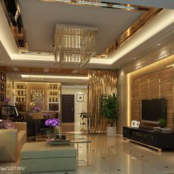 现代家装水晶吊顶图片欣赏