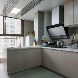 简约风格厨房吊顶装修