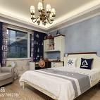 欧式风格室内设计卧室装饰窗帘图片欣赏
