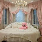 262平米欧式风格室内设计女孩儿童房装修效果图