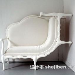 休闲区沙发造型图片