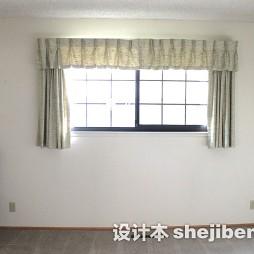 小窗户窗帘效果图
