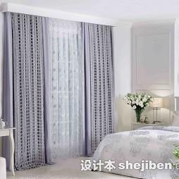 卧室镂空窗帘图片欣赏