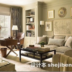 欧式沙发装饰画图片大全