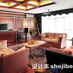 欧式客厅地毯图片