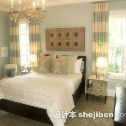 房屋装修卧室图片