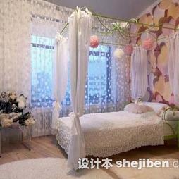 卧室床头墙纸图片大全欣赏