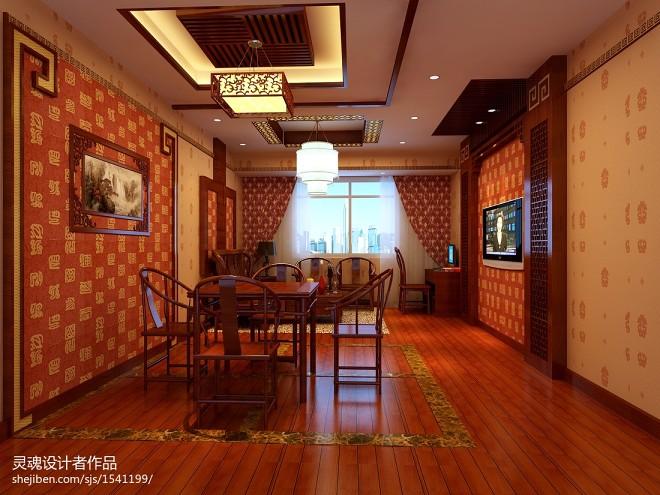 中式茶楼_1334263