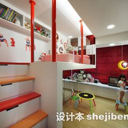 超小儿童房家装图片