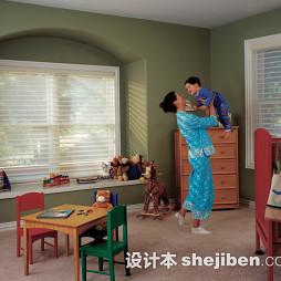 6平米儿童房效果图
