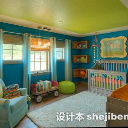 6平米儿童房装修图片大全