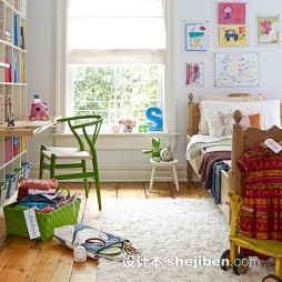 10平米儿童房图片