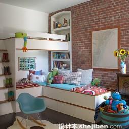 儿9平米儿童房设计