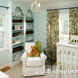 9平米儿童房装修图