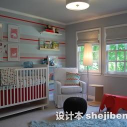 8平米儿童房装修效果图大全