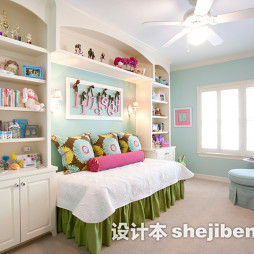 8平米儿童房设计效果图汇总