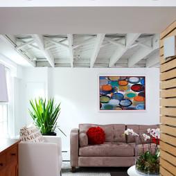小清新客厅装饰画图片大全