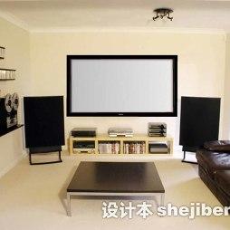 小户型小客厅室内装修效果图