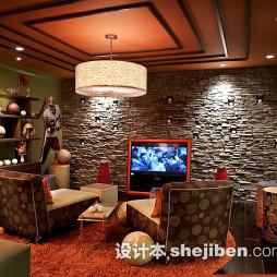 中式客厅吊灯图片大全