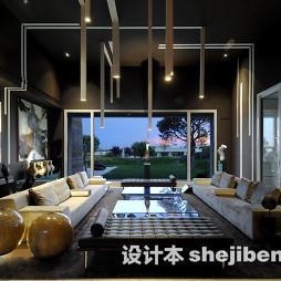 哥特式客厅吊灯图片欣赏