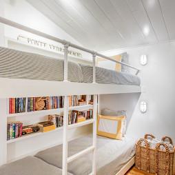 高低床装修设计