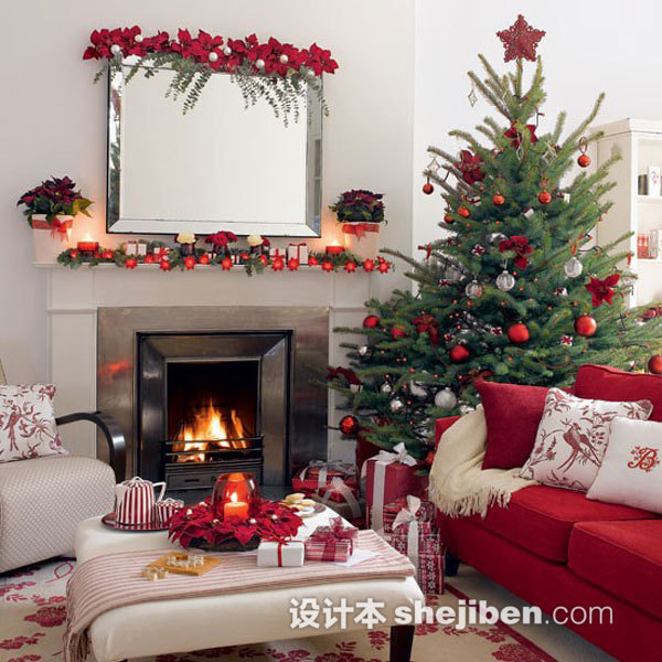 圣诞装饰图片大全