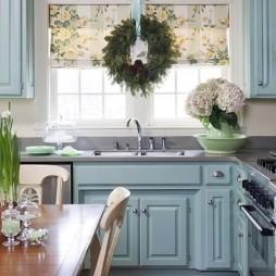 厨房圣诞装饰图片