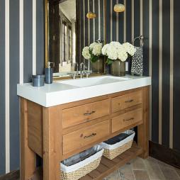厕所瓷砖装修效果图推荐