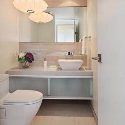 厕所瓷砖装修效果图展示