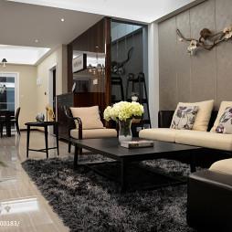 中式家装客厅图片