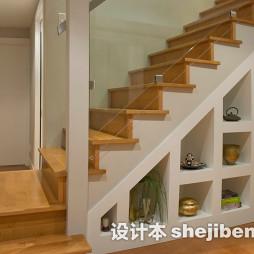 复式阁楼楼梯装修设计