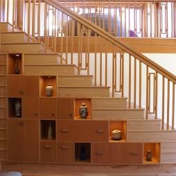 阁楼楼梯间图片大全