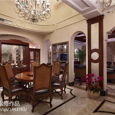 【杭州别墅装修】溪上玫瑰园·自在随意的闲适浪漫_1358746