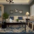 欧式装修风格客厅设计图片欣赏