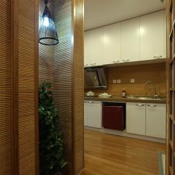 现代厨房过道吊顶装修