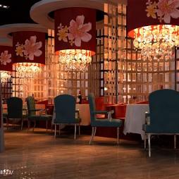 时尚餐厅_1366075
