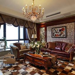 复式楼跃层设计家居装饰效果图