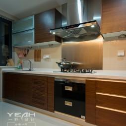 欧式厨房台面装修效果图